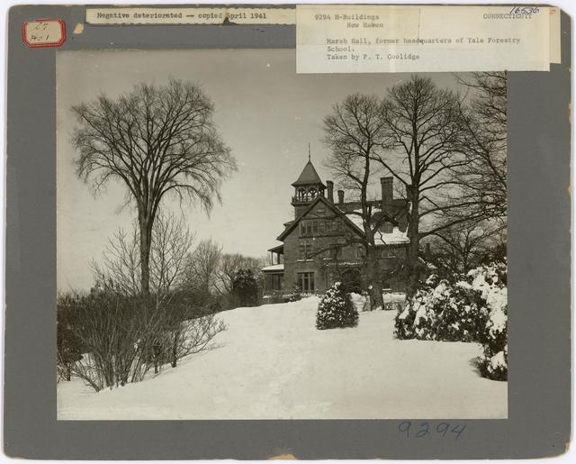 Historical Buildings - Connecticut