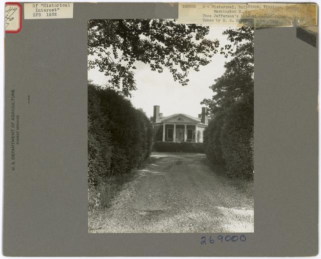 Historical Buildings - Virginia