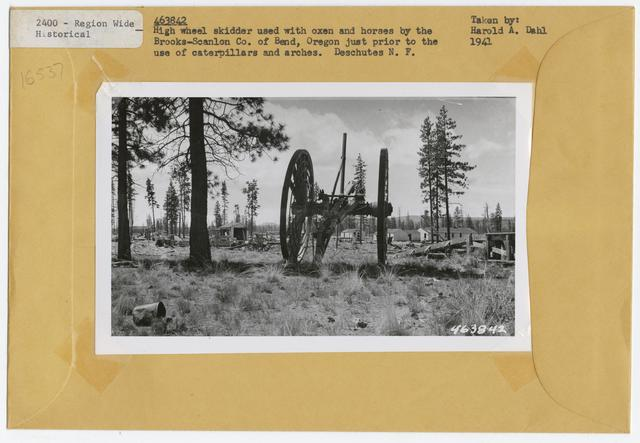 Historical: Logging