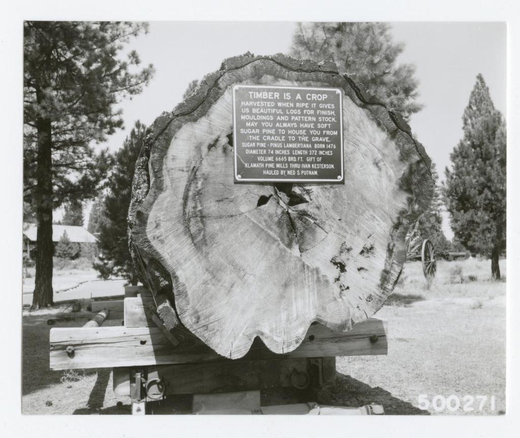 Historical: Logging
