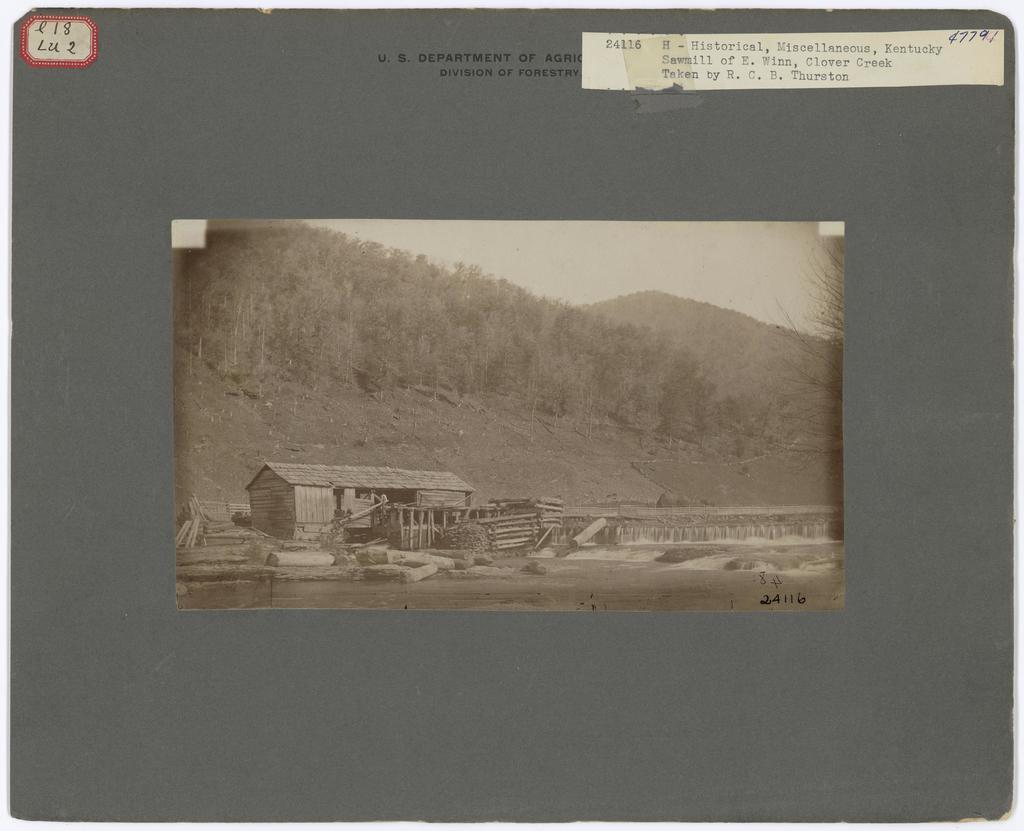Historical Miscellaneous - Kentucky