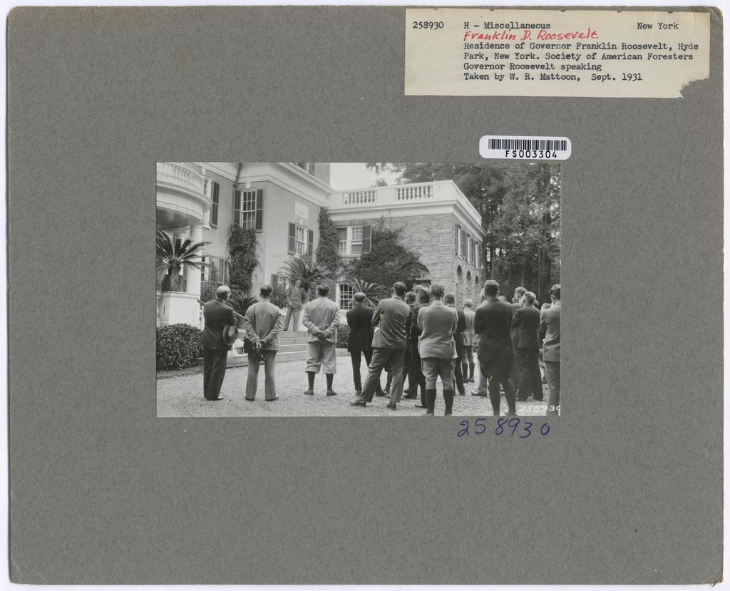 Historical Miscellaneous - New York