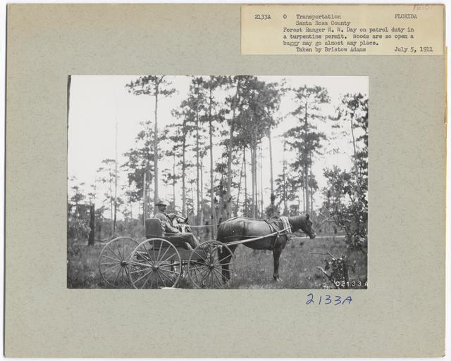 Historical Transportation - Florida
