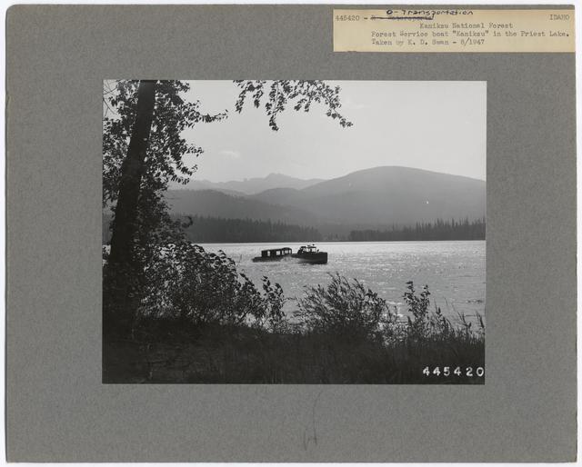 Historical Transportation - Idaho