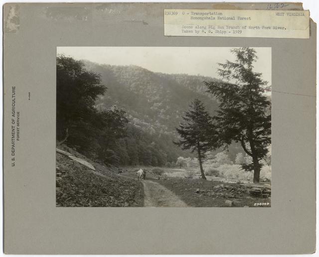 Historical Transportation - West Virginia