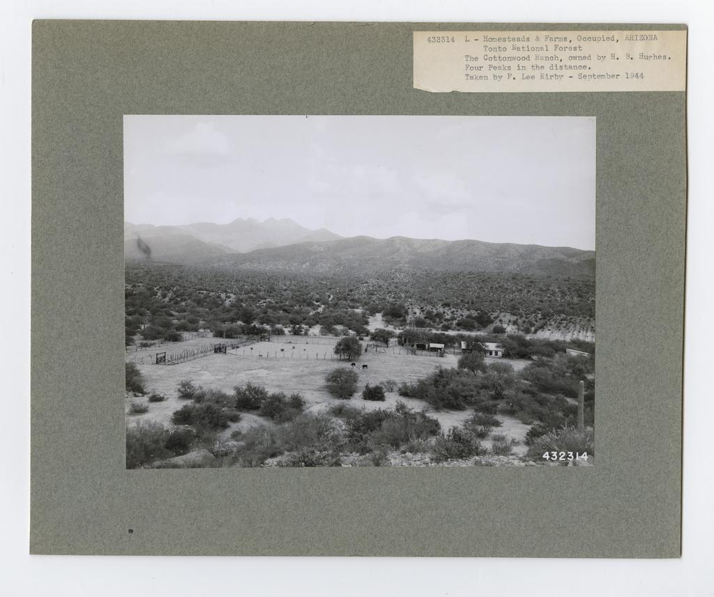 Homesteads - Arizona