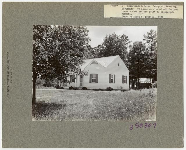 Homesteads - Kentucky