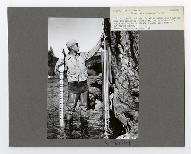 Instrumentation: Climatic - Montana