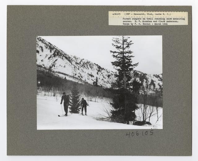 Instrumentation: Climatic - Utah