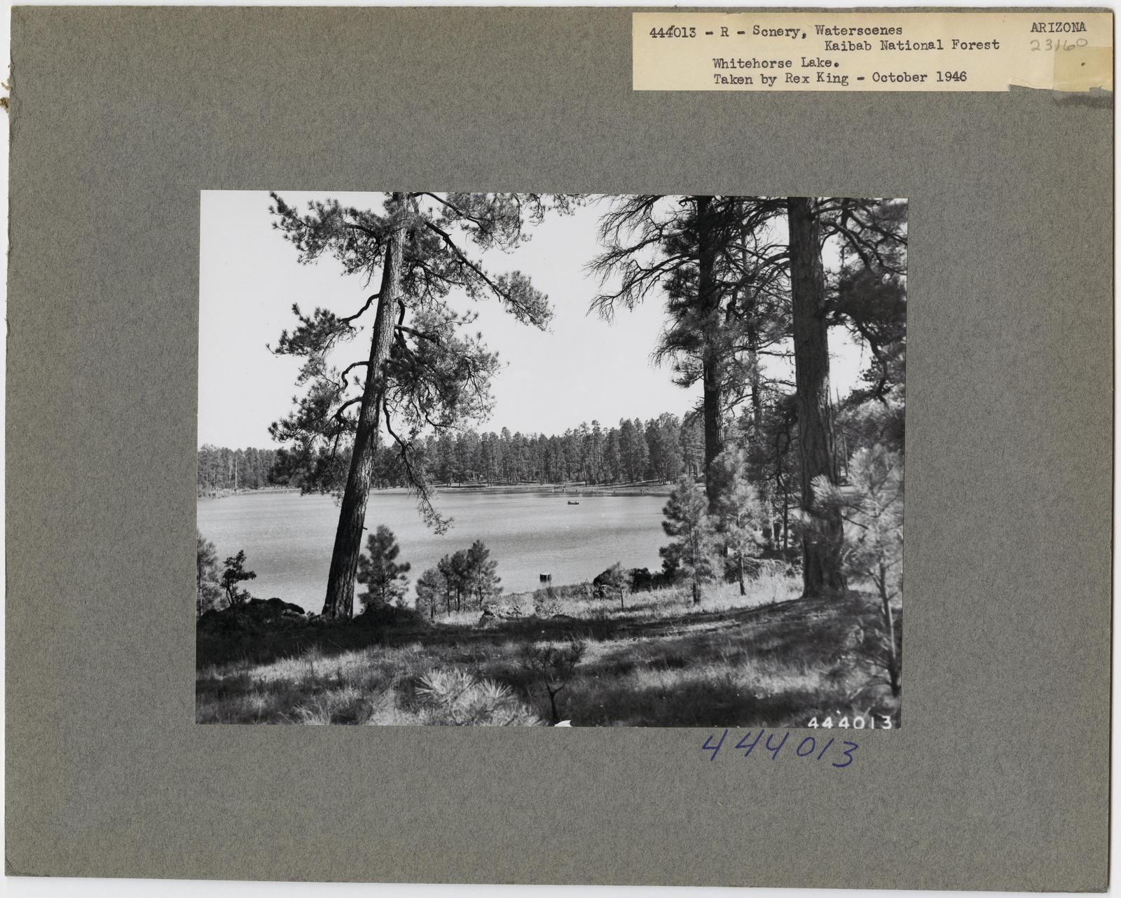 Lake Scenes - Arizona