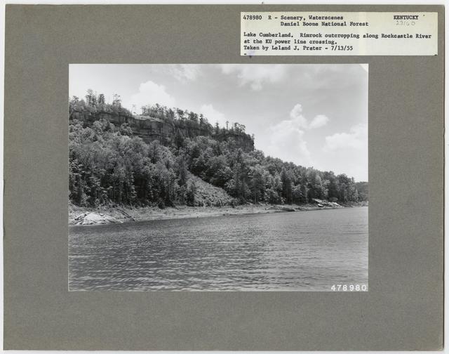 Lake Scenes - Kentucky