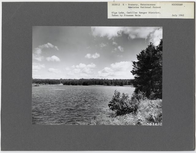 Lake Scenes - Michigan