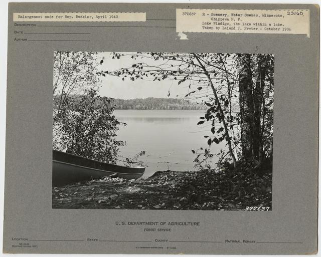 Lake Scenes - Minnesota
