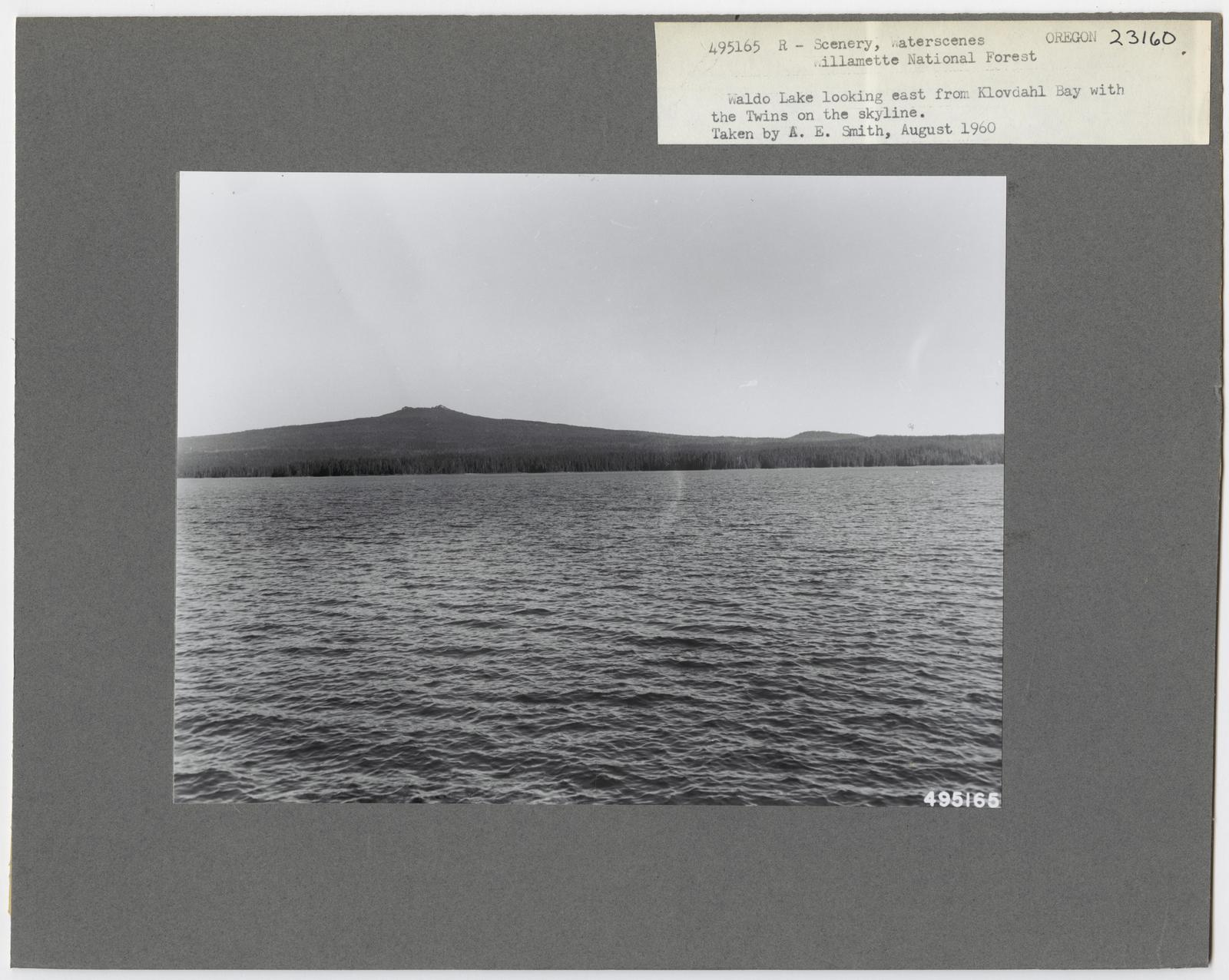 Lake Scenes - Oregon