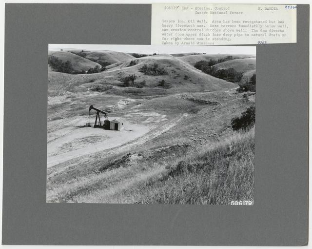 Land Use Rehabilitation - North Dakota