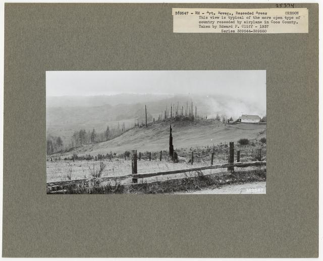 Land Use Rehabilitation - Oregon