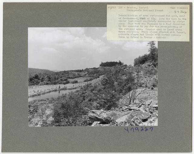 Land Use Rehabilitation - West Virginia