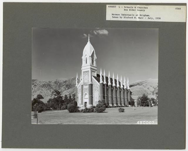 Public Facilities - Utah
