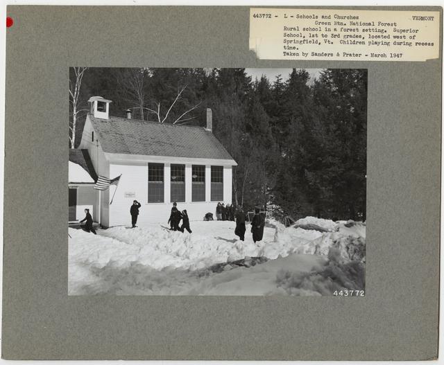 Public Facilities - Vermont