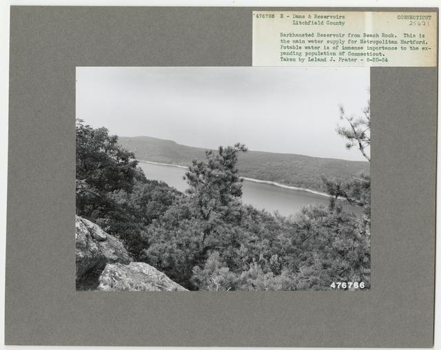 Reservoirs - Connecticut