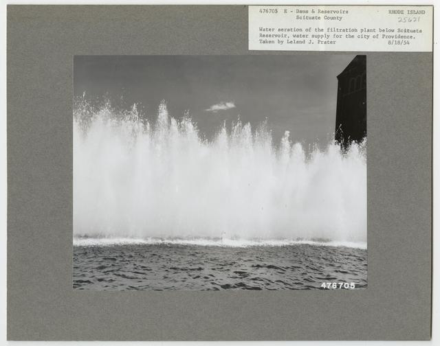 Reservoirs - Rhode Island