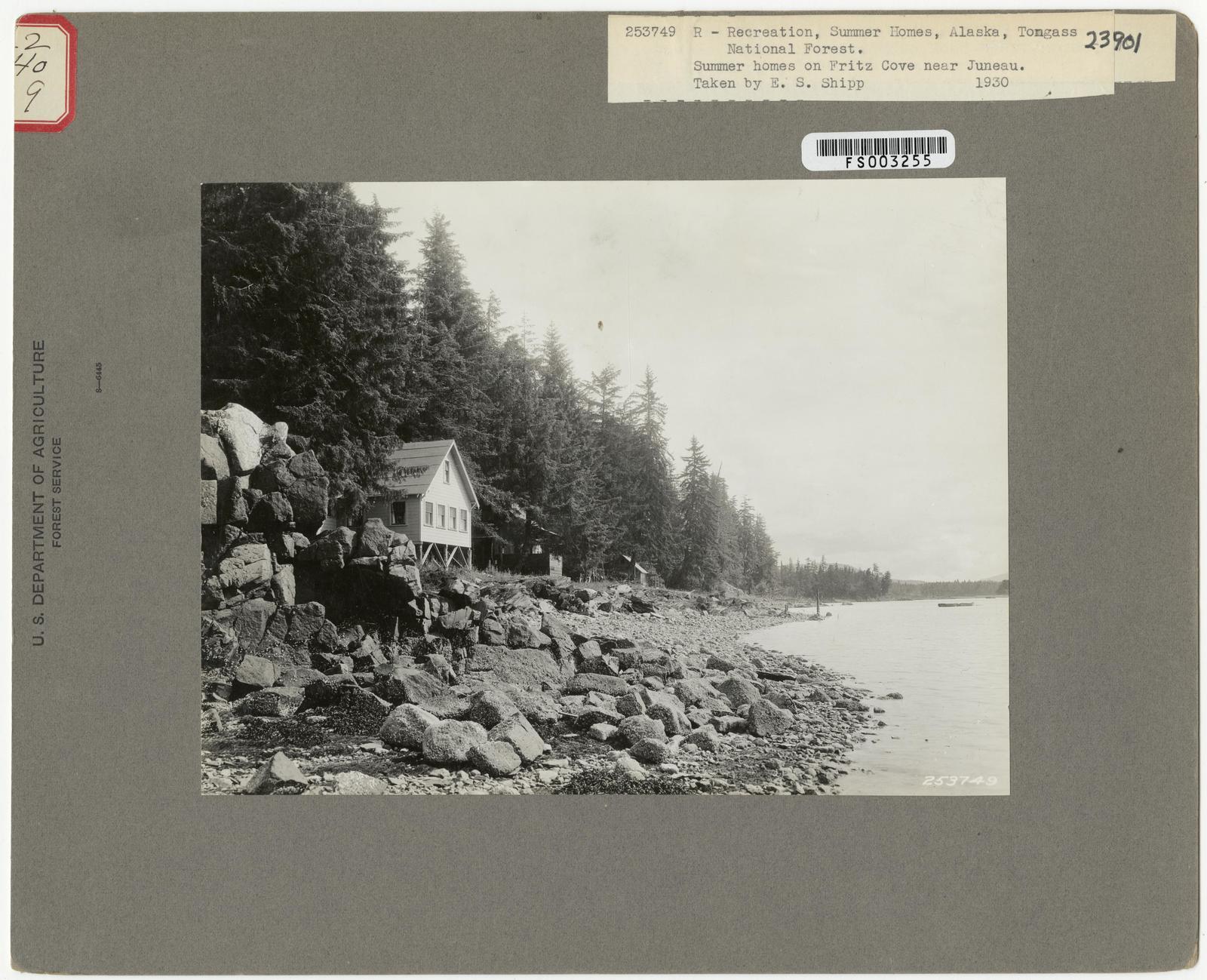 Resorts and Other Dwellings - Alaska
