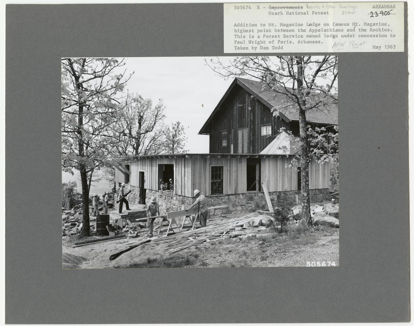 Resorts and Other Dwellings - Arkansas