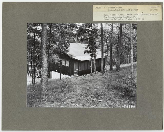 Resorts and Other Dwellings - Kentucky