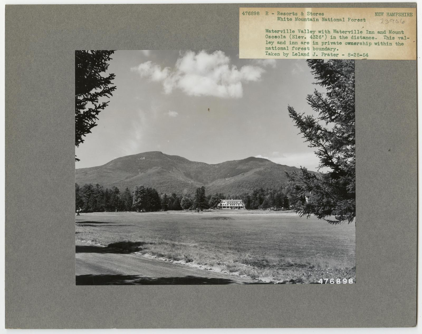 Resorts and Other Dwellings - New Hampshire