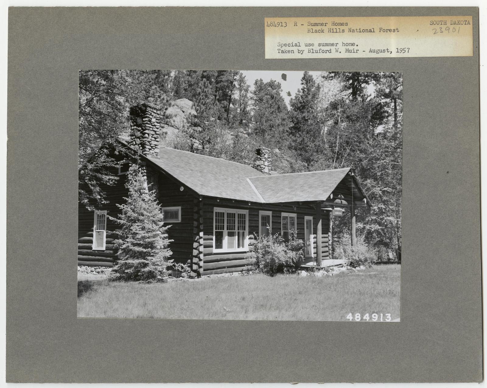 Resorts and Other Dwellings - South Dakota