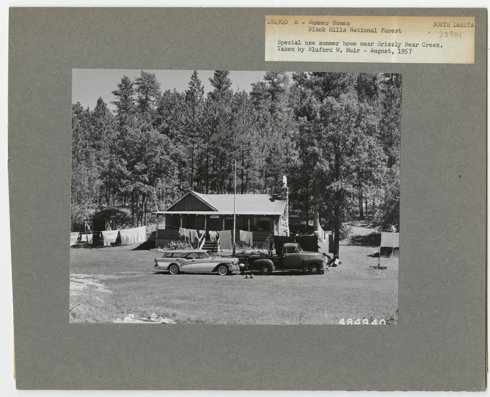 Resorts and Other Dwellings - South Dakota