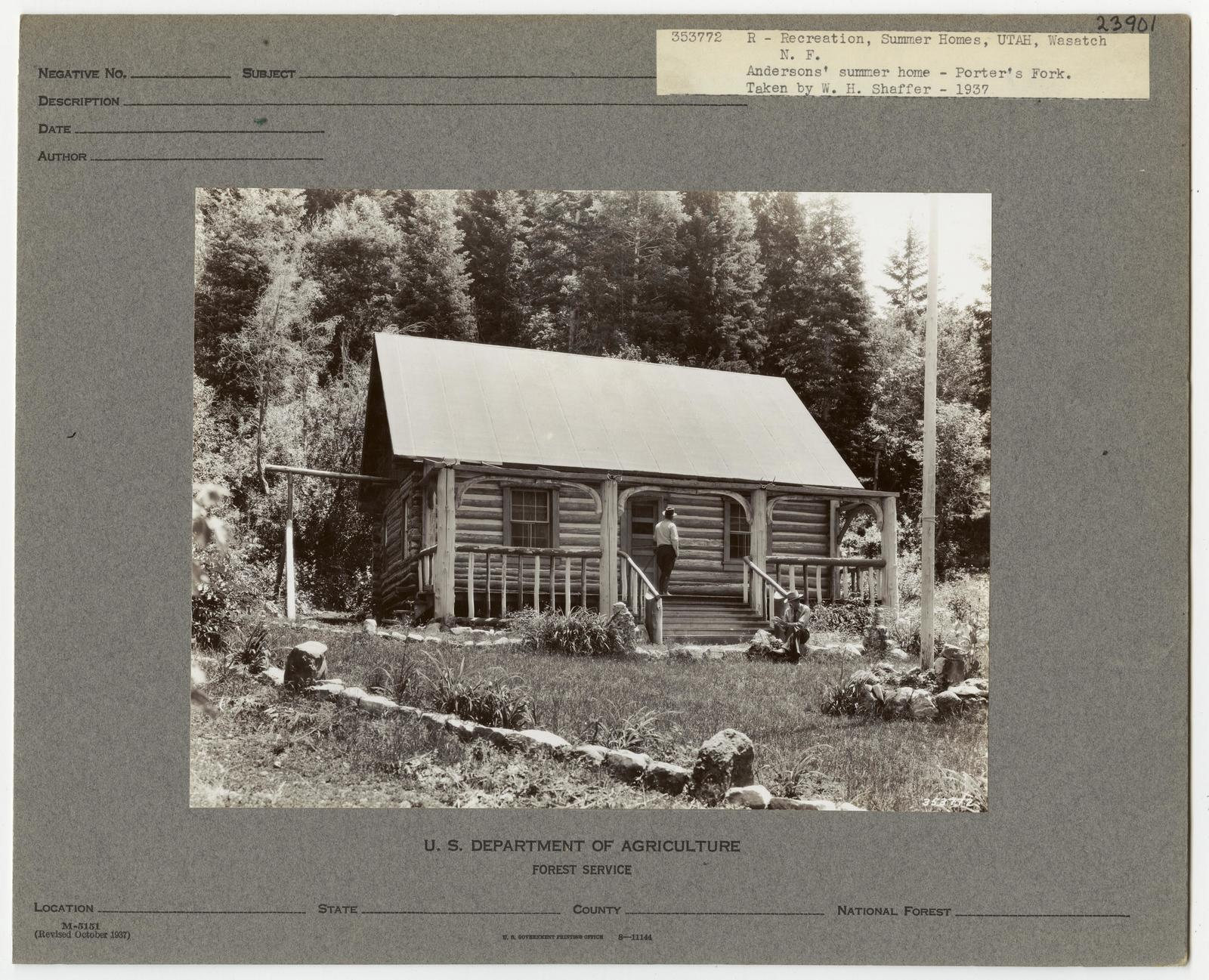 Resorts and Other Dwellings - Utah