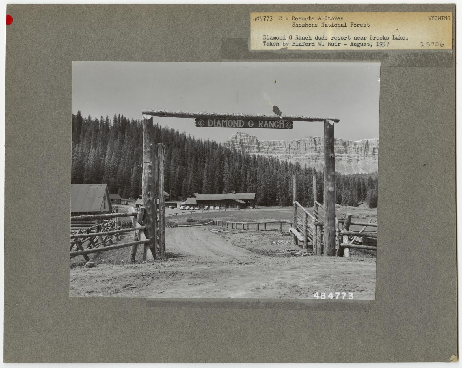 Resorts and Other Dwellings - Wyoming