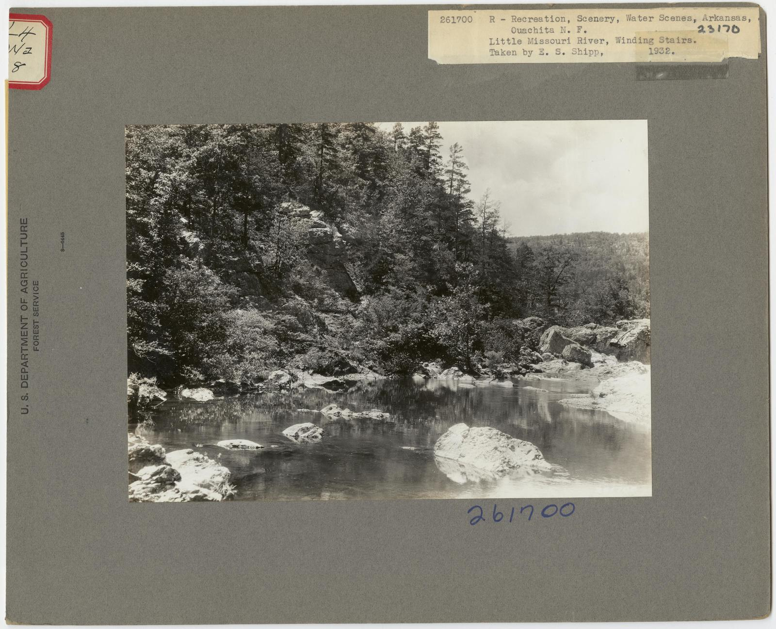 River Scenes - Arkansas
