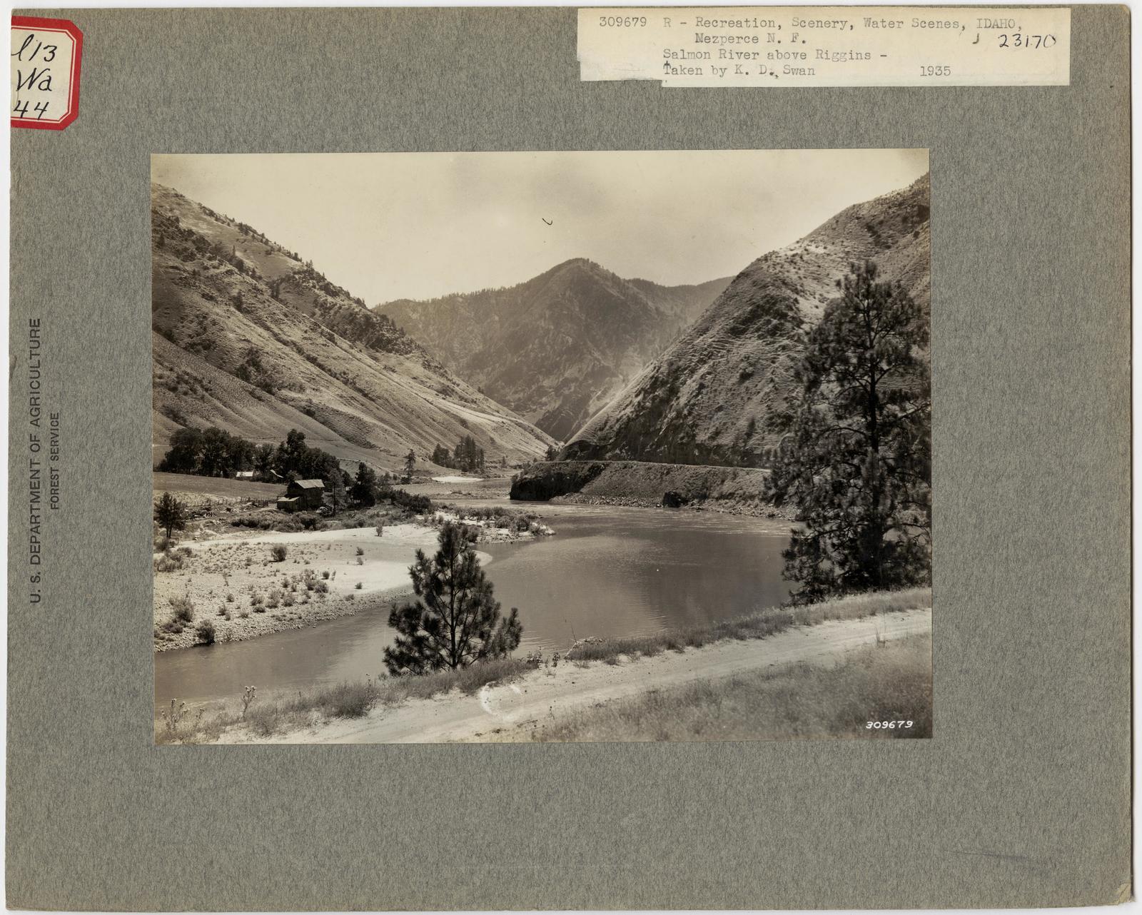 River Scenes - Idaho