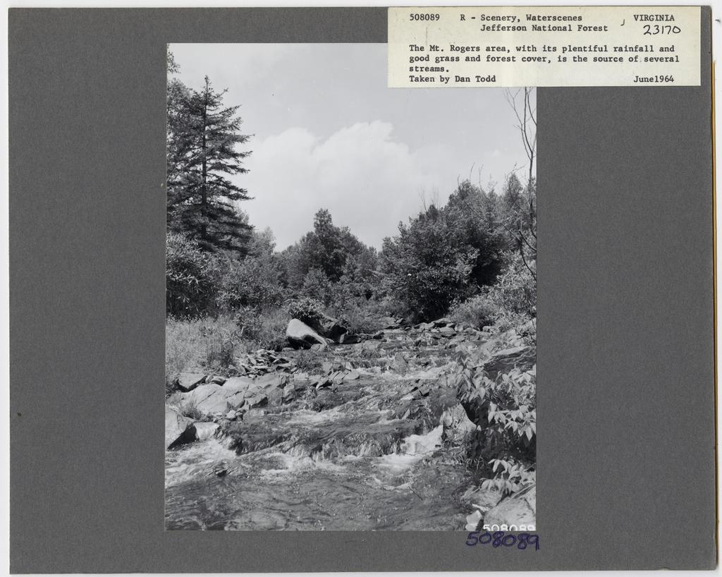 River Scenes - Virginia