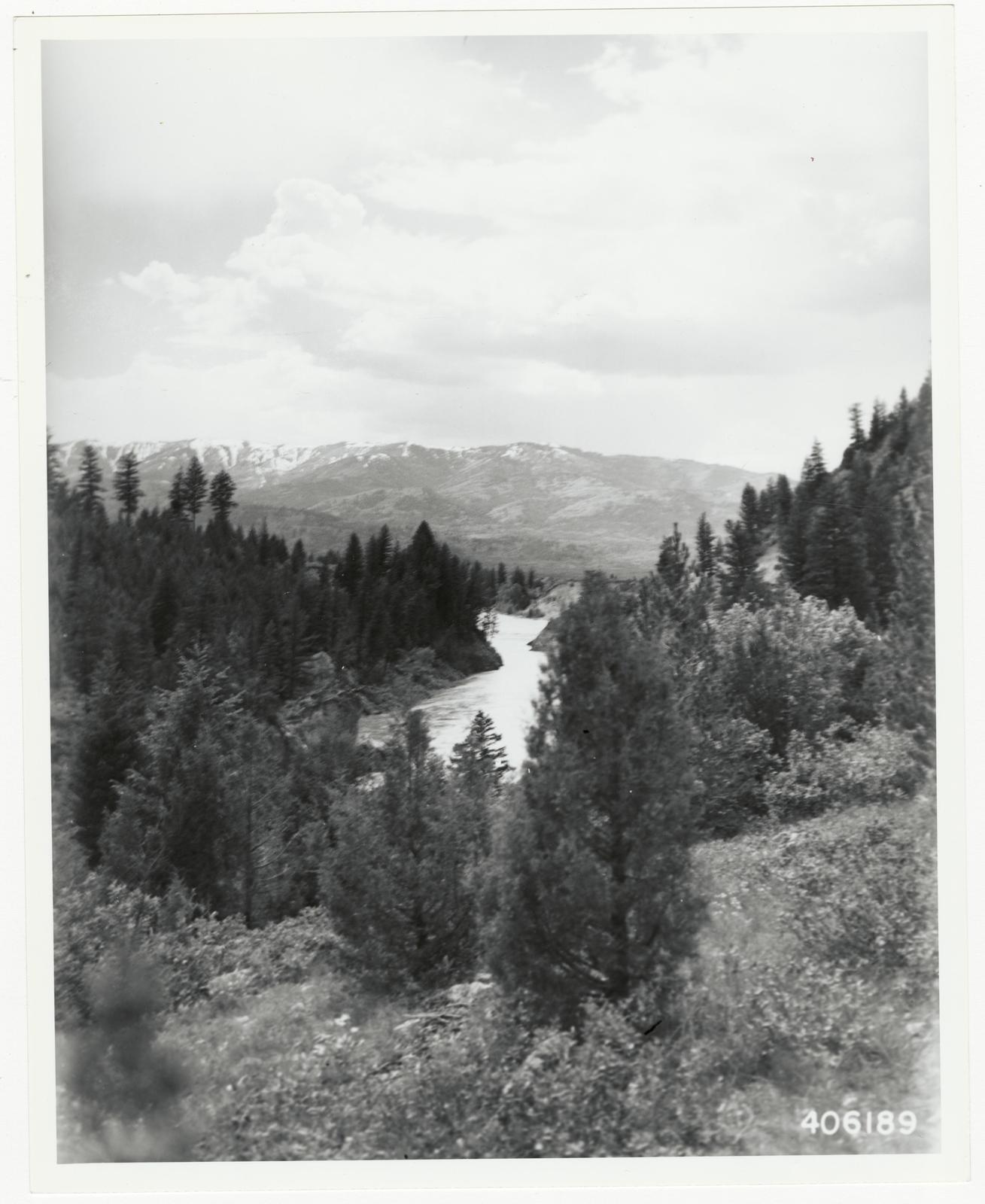 River Scenes - Wyoming