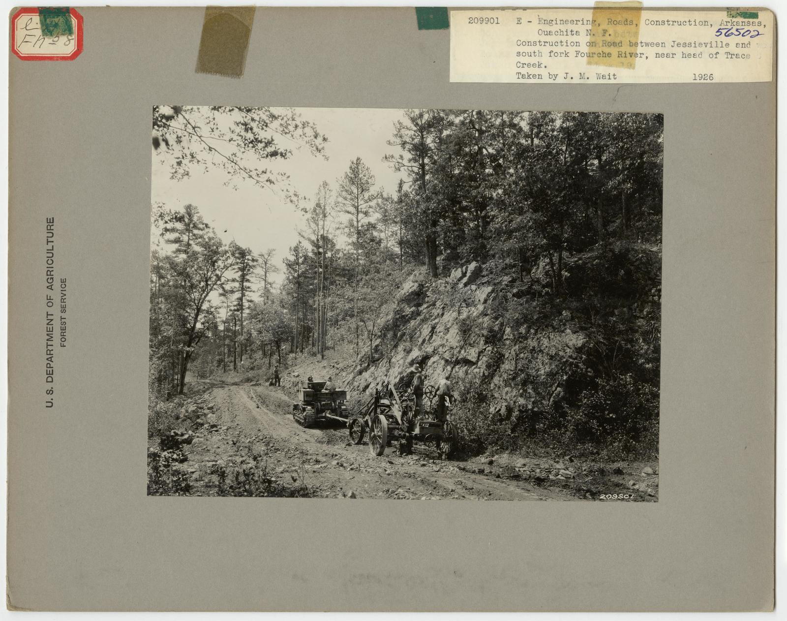 Road Construction - Arkansas