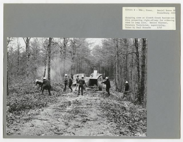 Road Construction - Kentucky