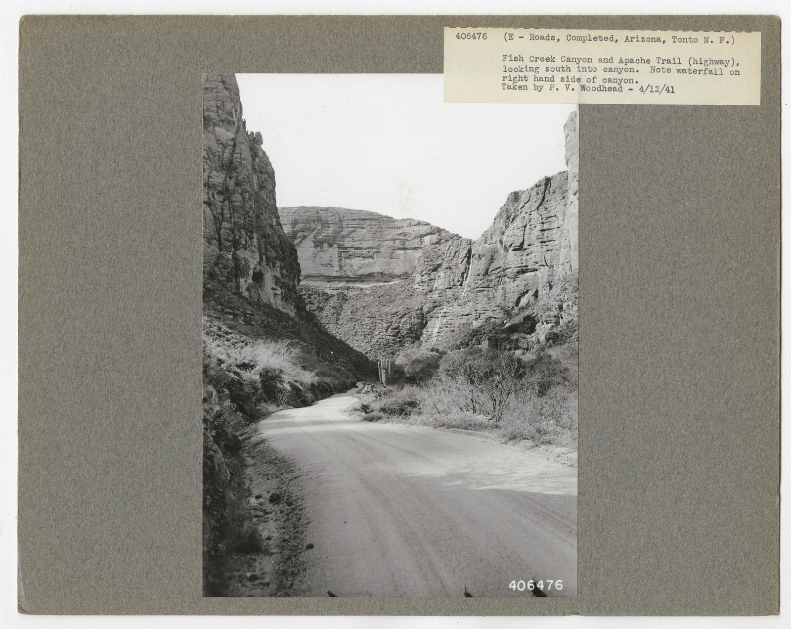 Roads - Arizona