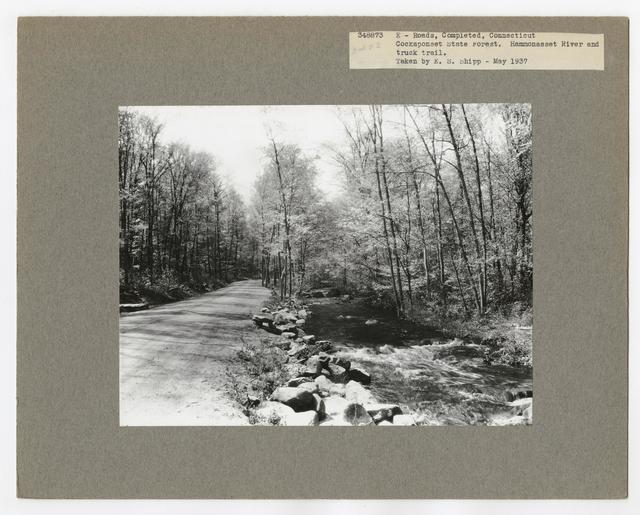 Roads - Connecticut