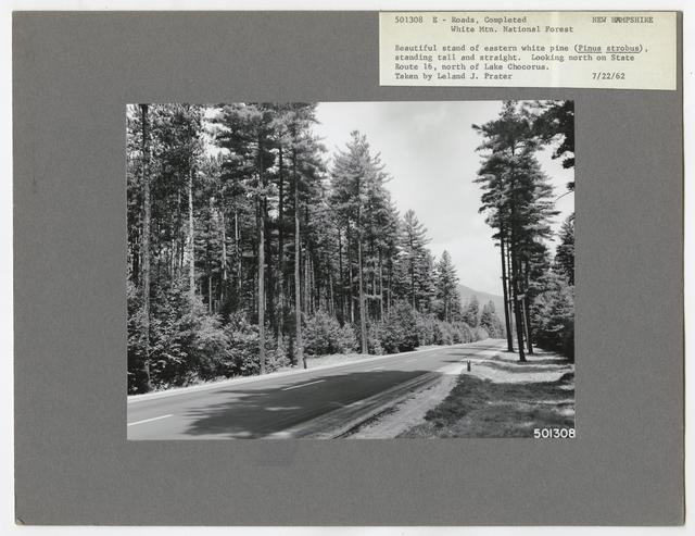 Roads - New Hampshire