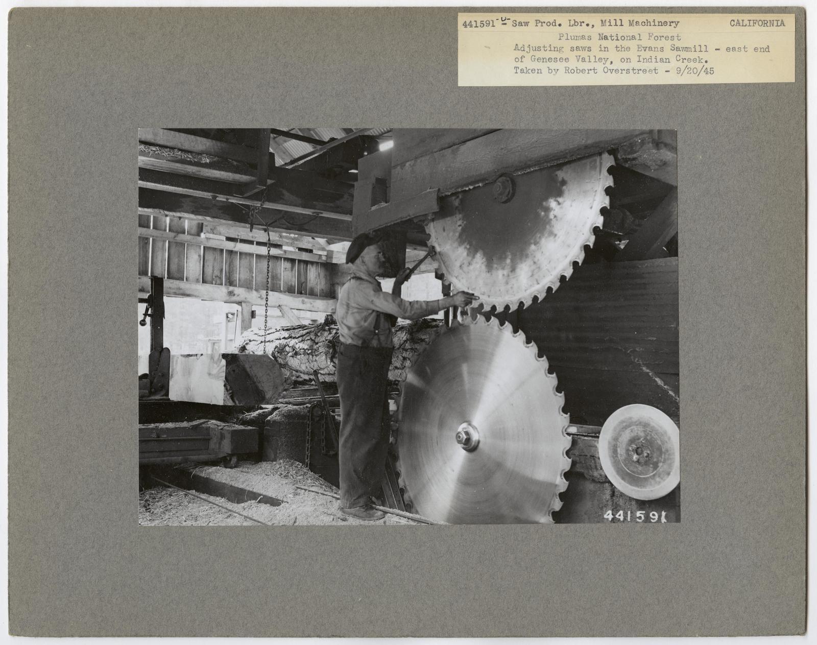 Sawmill Interiors - California