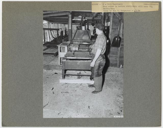 Sawmill Interiors - Massachusetts