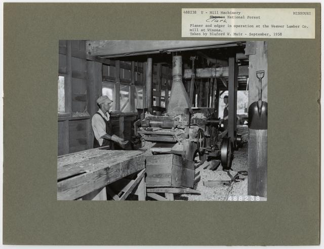 Sawmill Interiors - Missouri