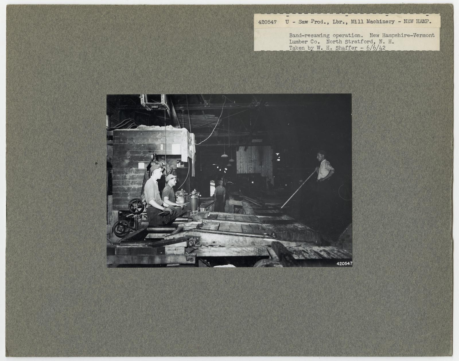 Sawmill Interiors - New Hampshire