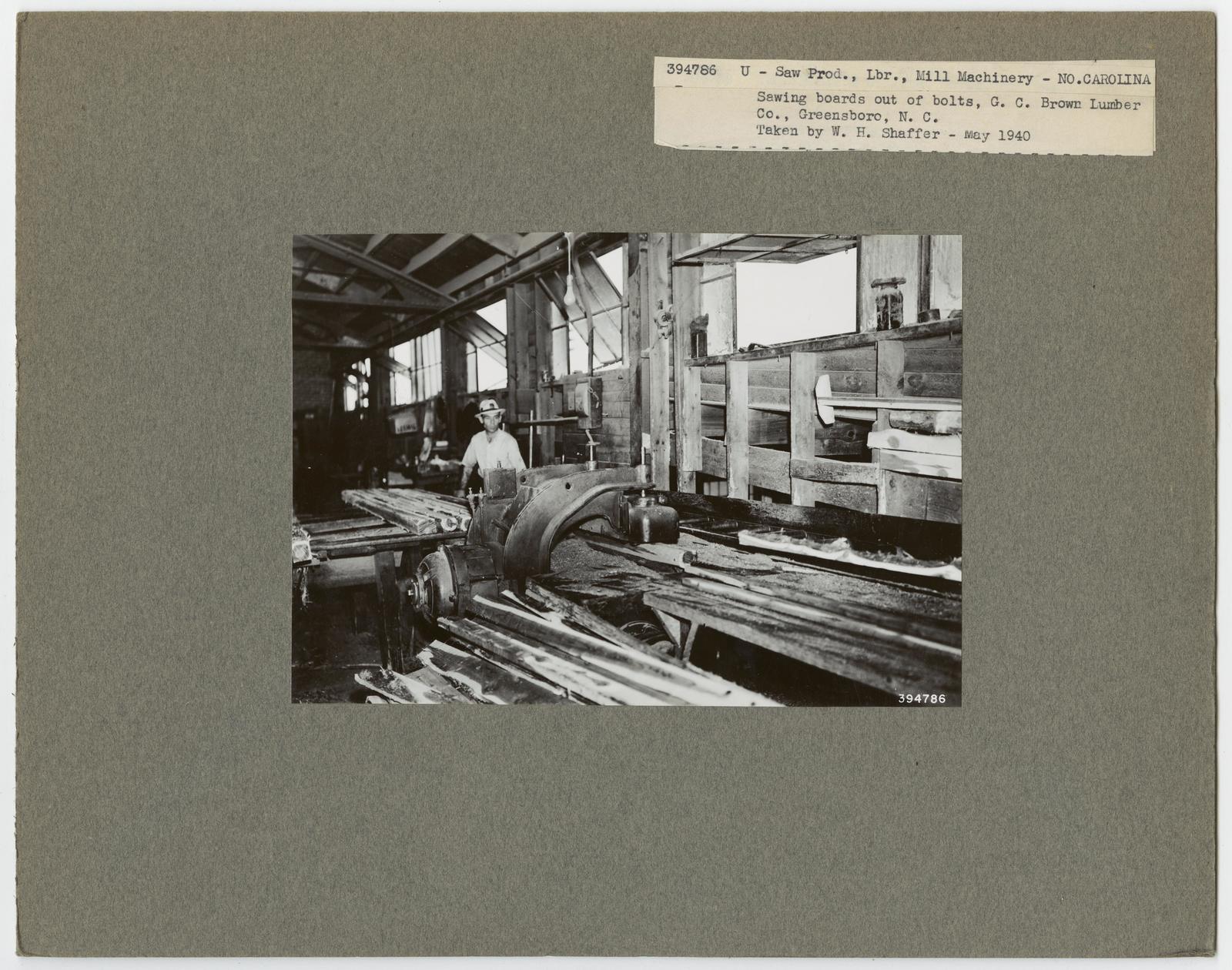 Sawmill Interiors - North Carolina
