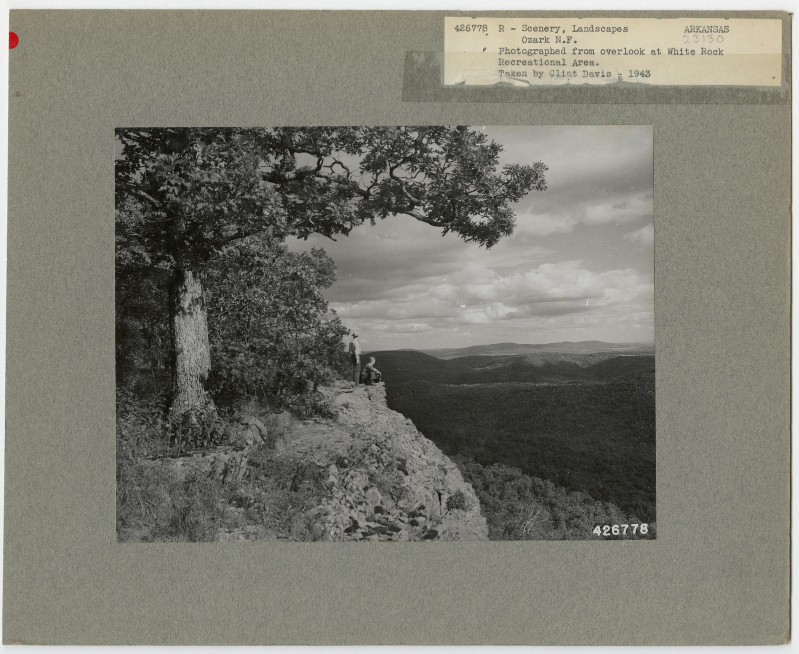 Scenery and Landscapes - Arkansas