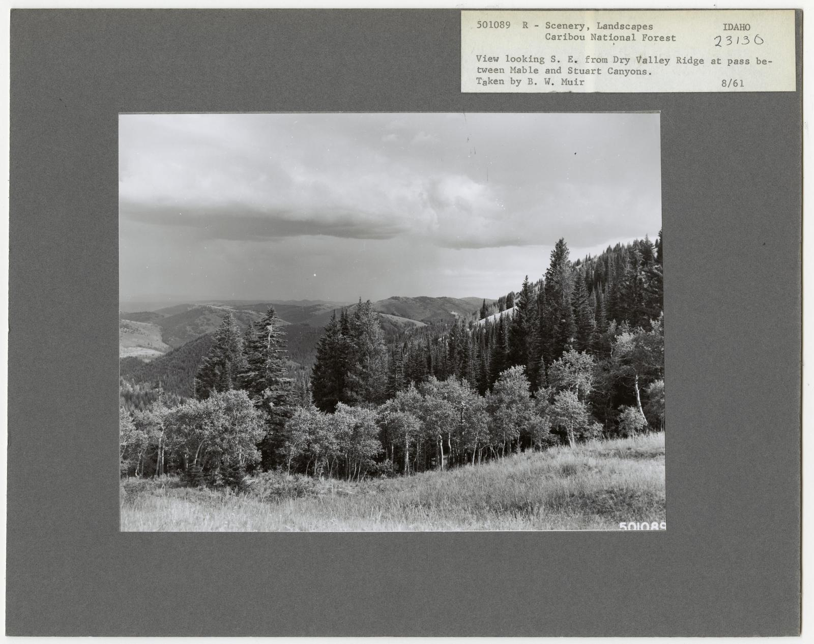 Scenery and Landscapes - Idaho