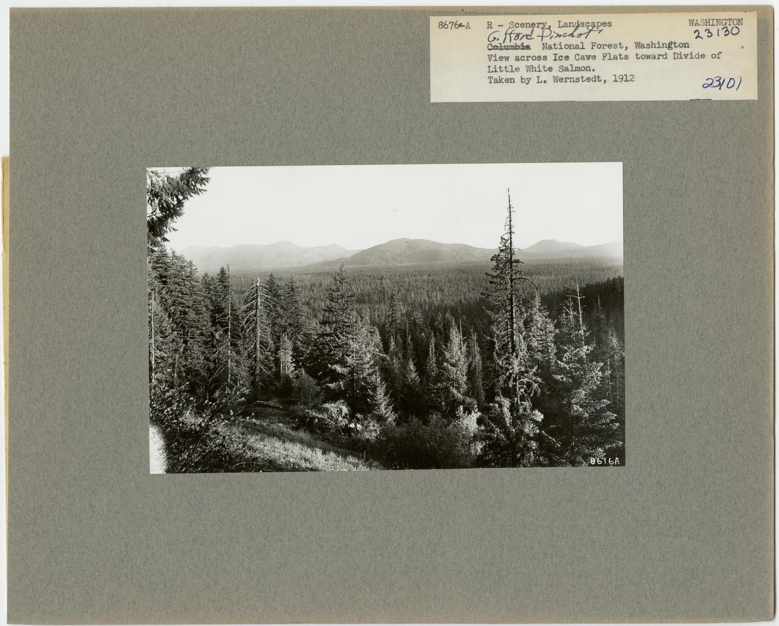 Scenery and Landscapes - Washington